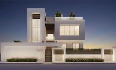 Modern Architecture design by IONS DESIGN - Dubai - UAE