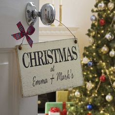 I Just Love It Personalised Classic Christmas Sign Personalised Classic Christmas Sign - Gift Details. Add a touch of rustic charm to your home this Christmas with a Personalised Classic Christmas Sign. Handmade in the UK from reclaimed or upcycled wo http://www.MightGet.com/january-2017-11/i-just-love-it-personalised-classic-christmas-sign.asp