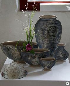 hauptsache keramik: Arbeit am Rosensonntag