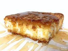 Mateo's Famous Sopapilla Cheesecake Bars by The Soccer Mom Blog