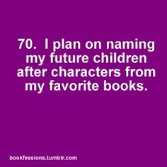 Or movies. Or both. ......I'm gonna need a lot of kids.