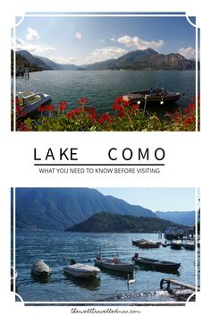 To read more about visiting Lake Como - click here - https://thewelltravelledman.com/2016/06/19/what-you-need-to-know-about-visiting-lake-como-italy/