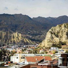 Zona Los Pinos lpz
