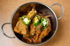 """Gosht Khara Masala recipe. This Mutton dish is popular among those who like flavors of """"exploding"""" spices, and meat simmered on low heat to get an exotic flavor of all the spices. Posted by Mrs. Mavera Nadeem."""