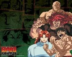 Baki the Grappler: Tv Perfect Collection Part 1 - 1 - 24 Episodes DVD ~ Baki The Grappler Anime's Staff, http://www.amazon.com/dp/B00GG250UG/ref=cm_sw_r_pi_dp_CLrPsb1ACFZAH
