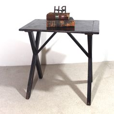 A simple 19th c English tavern table in original finish available at www.robhallantiques.co.uk