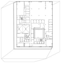 Library Plan, Library Room, Seattle Central Library, Floor Plans, Public, Rem Koolhaas, How To Plan, Photograph, Architectural Drawings