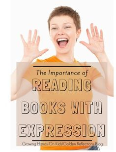 Literacy Corner: The Importance of Reading Books with Expression-pinned by @PediaStaff – Please Visit ht.ly/63sNtfor all our pediatric therapy pins