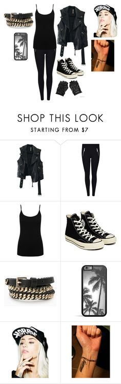 """""""Black Veil Brides outfits"""" by adancer4592 on Polyvore featuring Free People, M&Co, Converse and MANGO"""