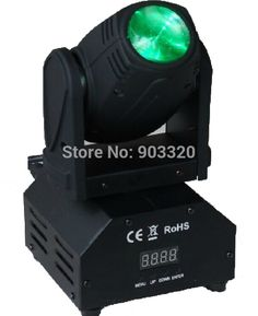 98.00$  Watch now - http://alippu.worldwells.pw/go.php?t=32245058916 - Factory Price High Power 10W 4in1 Cree RGBW LED Moving Head Beam,Mini Moving Head Beam Light With 110-240V For Xmas Holiday 98.00$