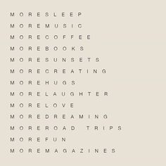 Do more of everything, especially the last thing ✨ #domore