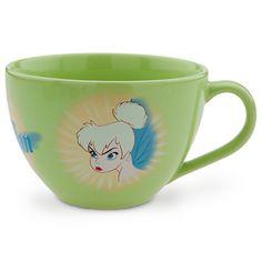 Tinker Bell Mug - Peter Pan | Kitchen & Dinnerware | Adults | Disney Store