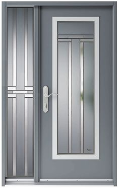 A double door with a sliding screen. A variety of sliding screen options are available | Entry Doors | Pinterest | Windows and doors Of and Doors & A double door with a sliding screen. A variety of sliding screen ... pezcame.com
