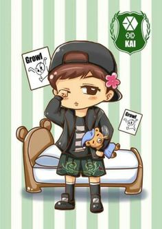 Exo Fanart [Part 4]