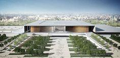 Hangzhou South Railway Station / gmp Architekten,Courtesy of gmp Architekten