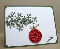 The polka dot spot: A few cards using the Martha Stewart branch punch...