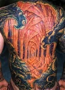 Guy Aitchisons Gallery  Abstract Tattoos Abc