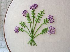 Shakespeare's Flowers - Wild Thyme | New patterns out now! F… | Flickr