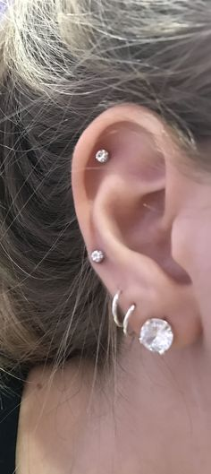 Fantastic Pictures Cartilage Piercings snug Popular As soon as an average pierc. - Fantastic Pictures Cartilage Piercings snug Popular As soon as an average pierc… , Fa - Fake Piercing, Middle Cartilage Piercing, Piercing Eyebrow, Spiderbite Piercings, Double Cartilage Piercing, Tragus, Cartilage Earrings, Helix Earrings, Vintage Tattoos