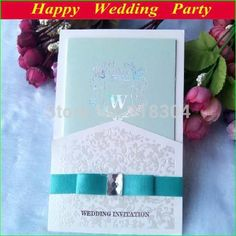 Cheap seal washer, Buy Quality card key directly from China seal bulb Suppliers:Elegant EmbossedWedding Invitations2014BlueWedding InvitationCard W/Envelope Seal Wedding
