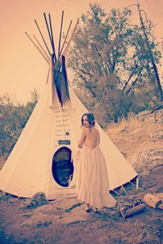 Our Yosemite/tipi ex