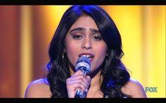 Sonika Vaid - I Surrender - Wildcard Night - American Idol - Feb 24, 2016