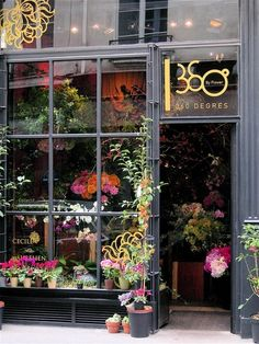 Flower Shop ~ via mahala
