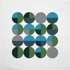 #94 Politics – A new minimal geometric composition each day