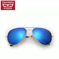 8dab7f46e9 Classic HD Polarized Sunglasses Women Men Driveing Mirror Eyewear 2016  Pilot Sun Glasses Women Men Brand