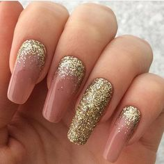 Anyone care for a warm Macchiato #mani, with a side of #sparkle?? ☕️ @hm_n_js rocked this GLAM mani using our Macchiato polish! . . . . . . #nailsofinstagram #naildesign #nailswag #nails #nailart #nailstagram #nails #naildesigns #manicure #gelnails #sensationailgel