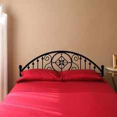 Vintage |Adhesive Headboard Wall Decals | Walls Need Love