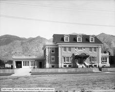 Ralph Bristol Mansion Ogden, Utah