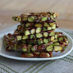 An Exquisite Brittle With Pistachio Recipe | Italian Chips