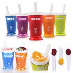 DIY Smoothies Milkshake Cup Slush And Shake Maker
