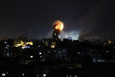 Gaza Digempur Israel Untuk Hari Keempat   Republika Online