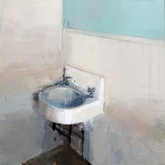 The Art of Chelsea Bentley James: May 2010 Chelsea James, Still Life Art, Bathroom Art, Art Portfolio, Pictures To Paint, Art Inspo, Painting & Drawing, Watercolor Art, Contemporary Art