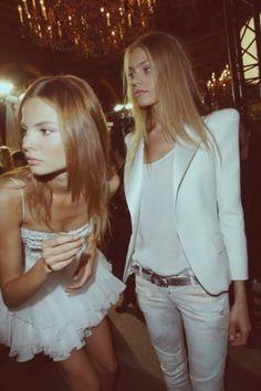white on white fashion