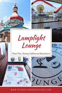 Lamplight Lounge – Skyway to Wonderland Disneyland Pins, Disneyland Vacation, Disney Vacation Planning, Disney World Planning, Disney Vacations, Disney Tips, Disney Love, Disney Pixar, Disney Parks