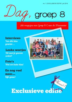 Farewell group make a magazine together - Farewell group make a magazine together - Cute Teacher Gifts, Cute Gifts, Goodbye Teacher, Group Of 8, New Home Gifts, Thank You Gifts, Interview, About Me Blog, Magazine