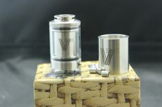 Tamboor Tank From Kingtu Silver Plated Pin V Logo On The Ss Tube Ss Tube And