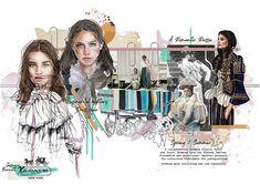 Jasmine Bennett — Northumbria Fashion Fashion Sketchbook, Fashion Sketches, Art Sketchbook, Dress Sketches, Fashion Drawings, Fashion Portfolio Layout, Portfolio Design, Portfolio Covers, Hijab Fashion Inspiration