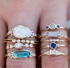 stones | engagement rings
