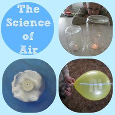 This post may contain affiliate links.These week we have been learning about the science of air.  There are some really fun and simple science experiments you can do related to air.  My kids loved these & it helped them understand so much! Every one of them was too fun to try just once.  They kept …