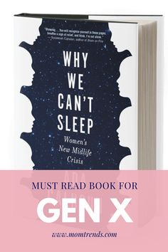 Is Menopause Why We Can't Sleep? - A must read book for Generation X women. Got Books, Books To Read, Health And Fitness Articles, Health Tips, Every Mom Needs, Cant Sleep, Say More, Book Tv, What To Read