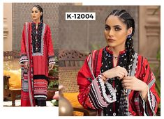 Gul Ahmed Unstitched Fall/Winter Collection 2021 Winter Season, Fall Winter, Pakistani Dresses, Winter Collection, Style Guides, Fashion Brand, Trendy Fashion, New Look, Fashion Dresses