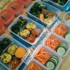 Healthy meals start at meal prep