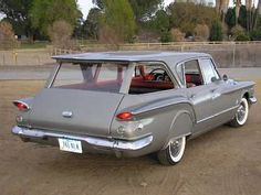1960 Valiant Station Wagon..Re-pin...Brought to you by #CarInsurance at #HouseofInsurance in Eugene, Oregon