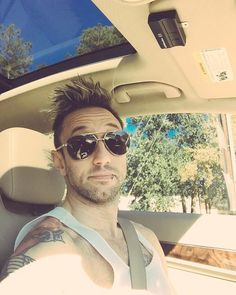 Via @ebassprod: 70 degrees sunny and driving myself around. It's nice to be home! #Ericbass #Shinedown - facebook.com/ShinedownsNation