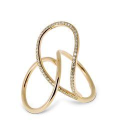 La bague C'est dans l'Air de Selim Mouzannar en or rose et diamants http://www.vogue.fr/joaillerie/le-bijou-du-jour/diaporama/le-bracelet-c-est-dans-l-air-de-selim-mouzannar/20107#!la-bague-c-039-est-dans-l-039-air-de-selim-mouzannar