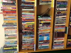 4th Grade Classroom Library